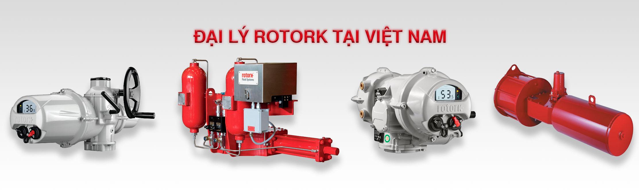 Rotork vietnam