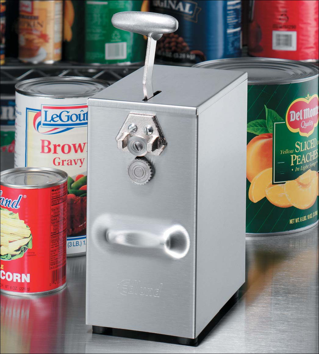 Portable Electric Can Openers : Electric can opener gnn vietnam automation
