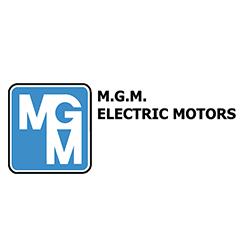 Đại lý M.G.M. Electric Motors tại Việt Nam | MGM