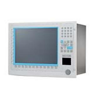 "15"" XGA TFT LCD Passive Backplane Industrial Panel PC with 14 Expansion Slots and Keypad"