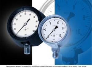 Thiết bị đo áp suất ngành dầu với các bộ phận cảm ứng, vỏ bền hơn