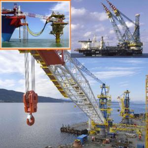 Cần Trục Cẩu Trục dàn khoang / Offshore Cranes