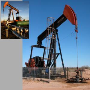 Khoang Dầu Khí / Oil Rig