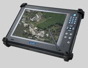 """PWS-1801M máy tính di động màn hình 10"""" Transflective mạnh mẽ cho ứng dụng trong quân đội của Advant"""