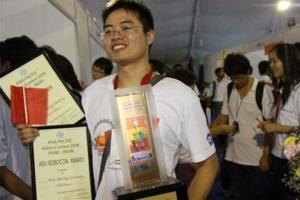 Chung kết cuộc thi Robocon 2008: Đội VN đoạt giải ý tưởng hay nhất
