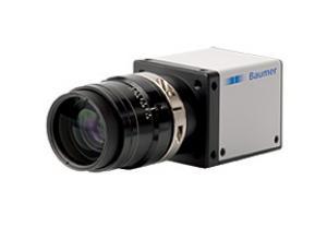 Camera cấp nguồn qua Ethernet của Baumer.