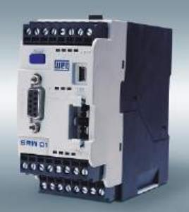 Smart motor protection relay has built-in PLC