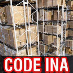 Mã path number, mã code bạc đạn vòng bi INA tháng 07/2021