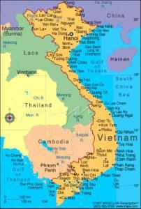 NƯỚC/LÃNH THỔ >> Vietnam