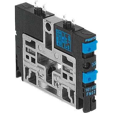 Air solenoid valve CPV10-M1H-2X3-GLS-M7  161416 Festo