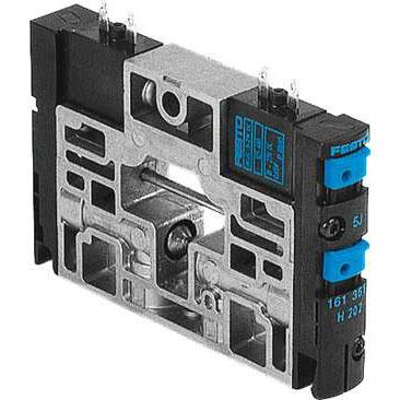 Air solenoid valve CPV14-M1H-2X3-GLS-1/8  161362 Festo