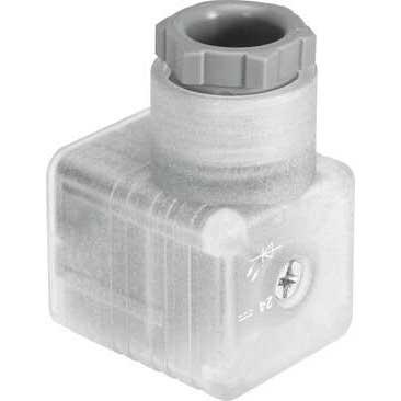 Angled plug socket PEV-1/4-WD-LED-24  164274 Festo