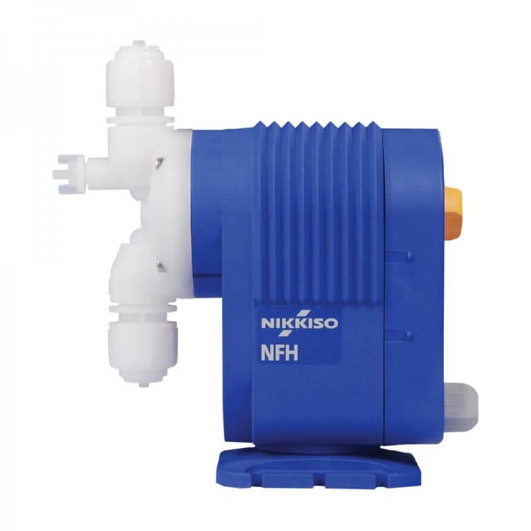 Bơm định lượng Nikkiso NFH 10 PVDF