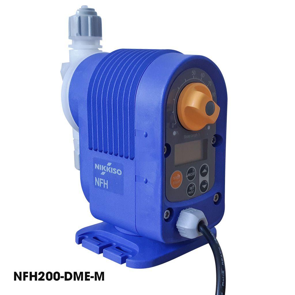 Bơm định lượng hóa chất Nikkiso NFH200 DME M