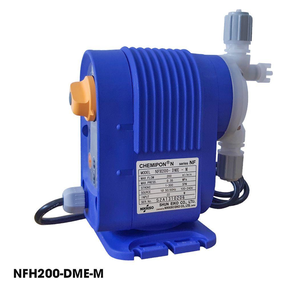 Bơm định lượng hóa chất Nikkiso NFH200 DMF M