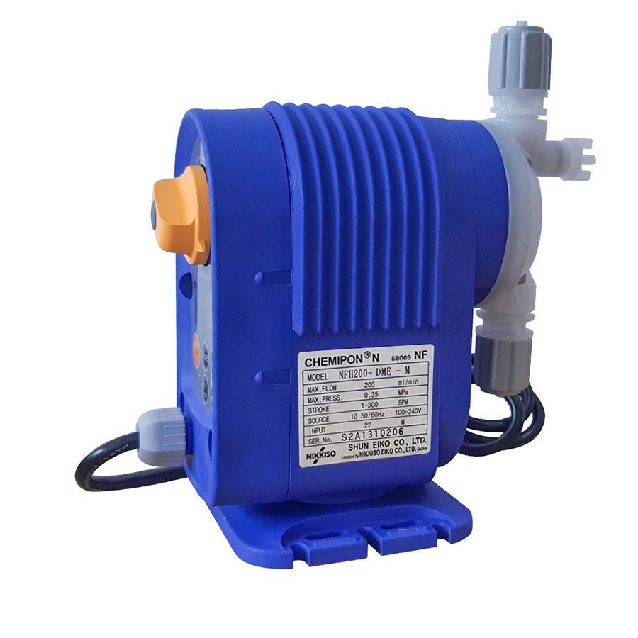 Bơm định lượng Nikkiso NFH 200 PVDF