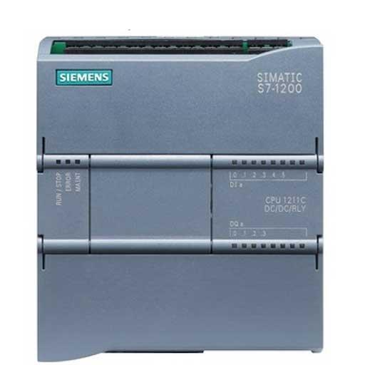 Bộ lập trình plc siemens s7 1200