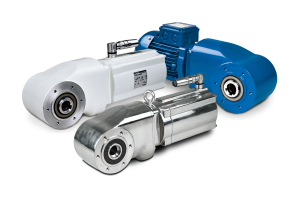 Bauer The Innovative Bevel Geared Motor
