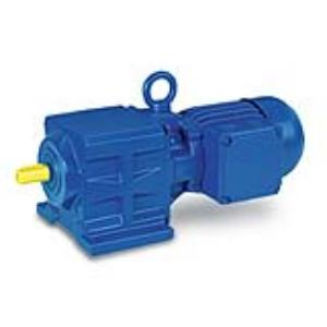 Bauer Helical Geared Motor BG Series