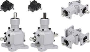 Bevel Gearboxes (KOMPASS)