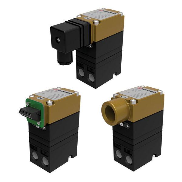 Compact E/P, I/P Low Pressure Transducers (T7500)