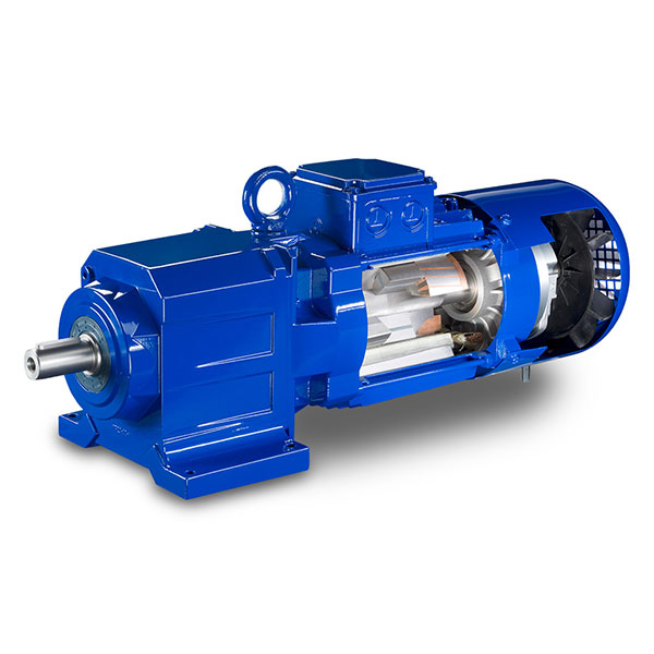 Energy Efficient Geared Motors