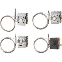 JUMO heatTHERM – Panel-Mounted Thermostat (602031)