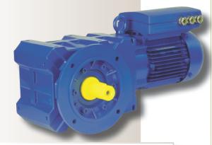 Frequency Inverter Geared Motor Series Eta-K