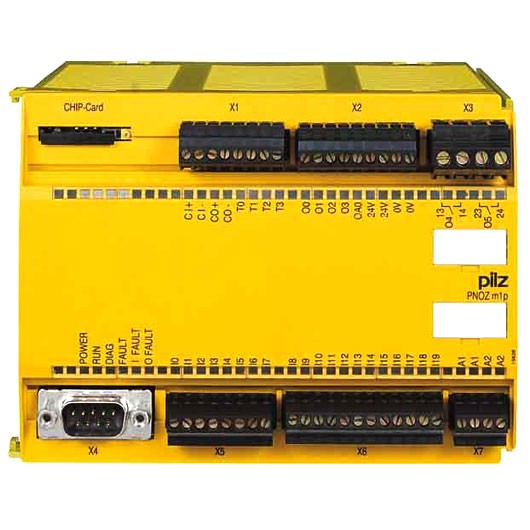 PILZ PNOZ m1p Base Unit: 773100