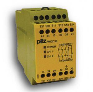 Safety Relay Pilz PNOZ 775600
