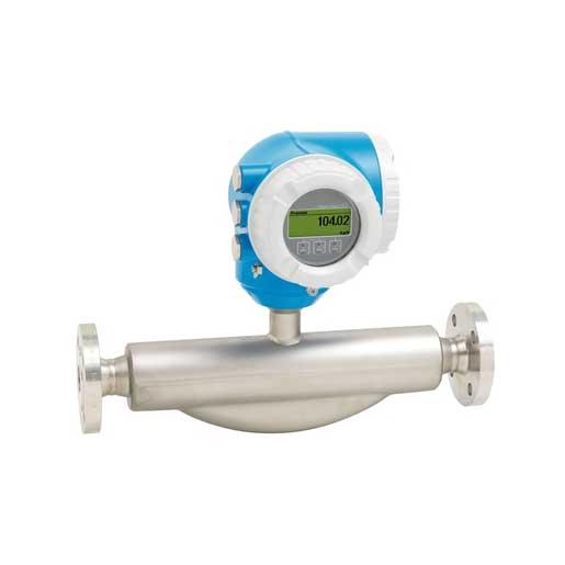 Proline Promass F 300 Coriolis flowmeter