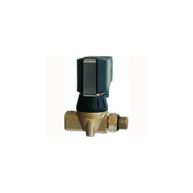 SOLENOID VALVES WITHOUT PRESSURE DIFFERENTIAL
