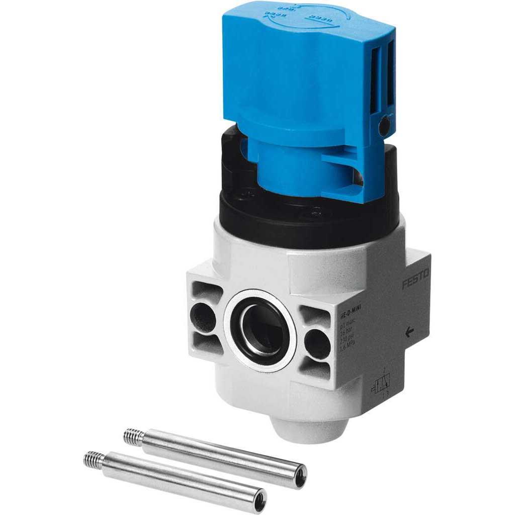 Shut off valve HE-D-MIDI  170682 Festo