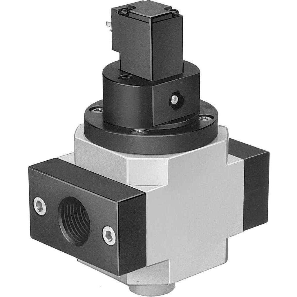 Shut off valve HEE-1/2-D-MIDI-24  172944 Festo
