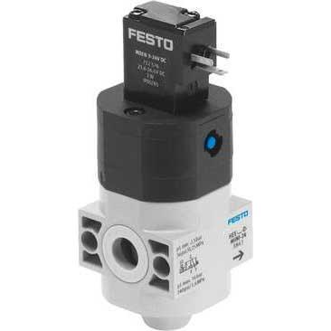 Shut off valve HEE-D-MINI-24  172956 Festo