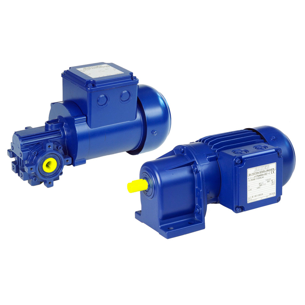 Small Industrial Geared Motors