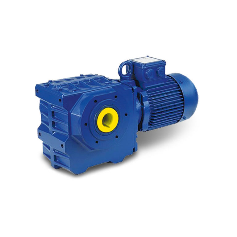 Worm Geared Motor Series BS