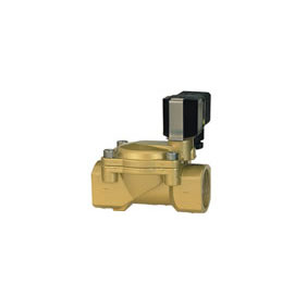 SOLENOID VALVES WITH PRESSURE DIFFERENTIAL