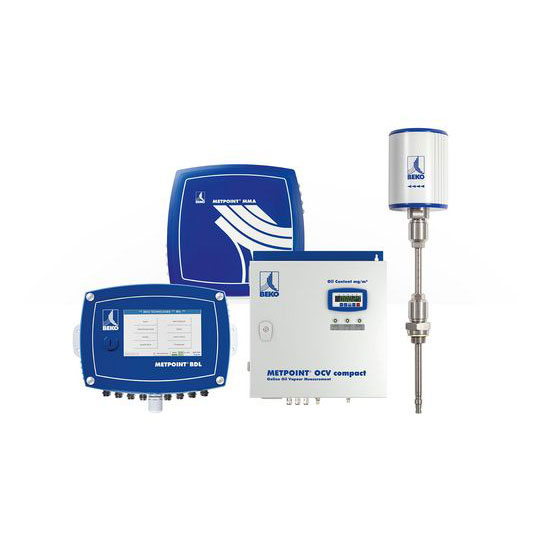 Compressed air measuring technology