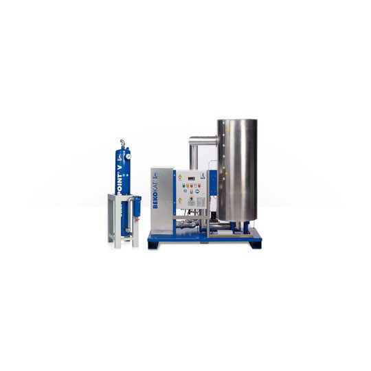 Oil-free compressed air