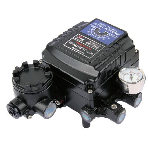 electro pneumatic positioner yt 1000