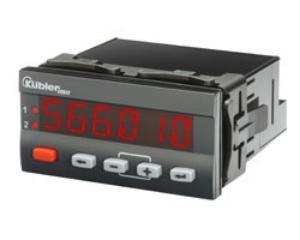 Strain-gauge inputs, Codix 566